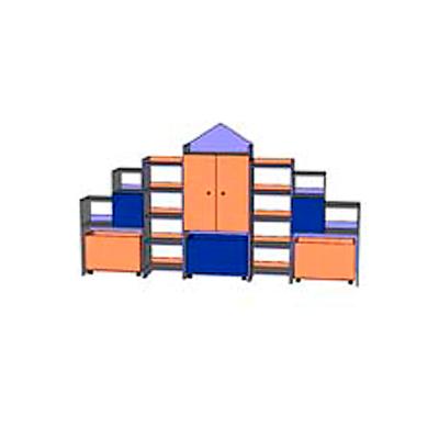 Модульная группа гармония для детского сада - производитель Айрон