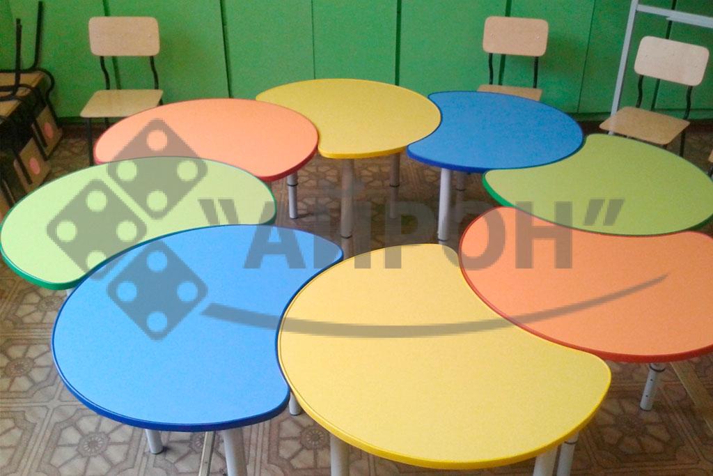 Детский стол - мебель для детских садов
