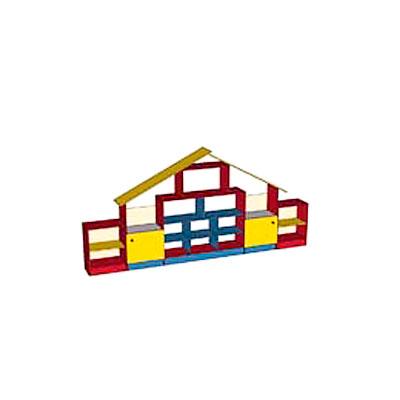 Модульная группа Теремок2 для детского сада - производитель Айрон