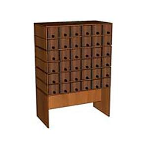 Библиотечная мебель - Айрон