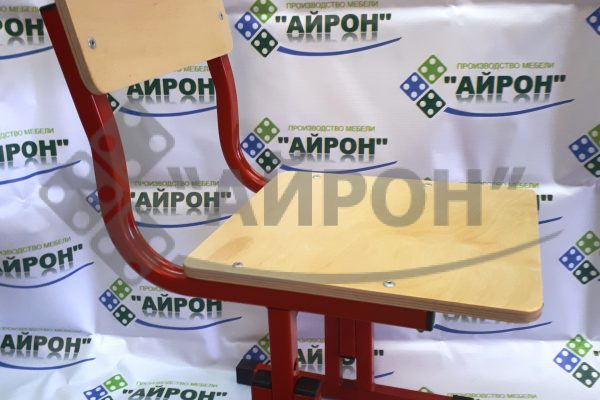 Цветные металлокаркасы к партам, стульям-Мебель Айрон
