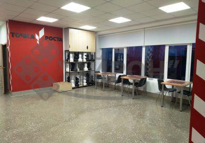 Школьная мебель - Проект Точка Роста совместно с Айрон