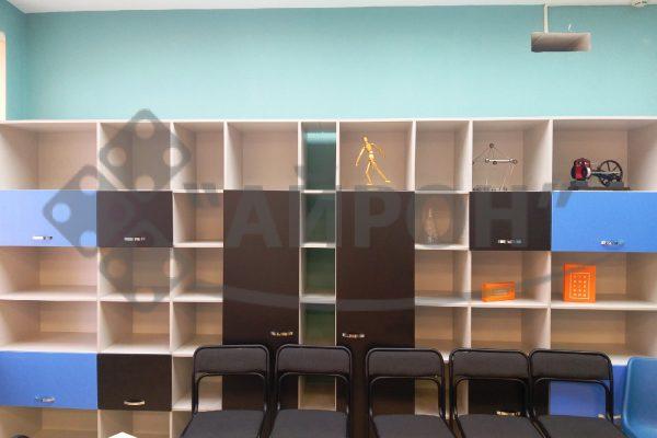 Мебель для Школы РОСАТОМА - Айрон